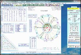 Natal Chart Software Sirius Astrology Software Chart Wheel Animation Chart Adjust And Electional Astrology
