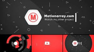 Youtube Logo Templates Youtube Logo After Effects Templates Motion Array