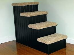 tall pet steps dog stairs for bed beds best black
