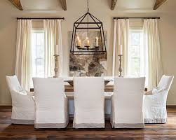 chic fabric covered dining room chairs for lovable interior decor outstanding contemporary dining space which