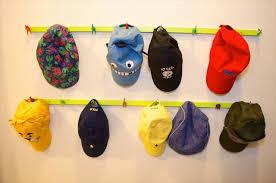 Dinosaur Hat Rack:
