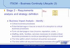 Stage Management Templates Luxury Simple Business Continuity Plan ...
