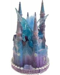 Deals On Princess Unicorn Castle Cake Topper Decoration For Birthday