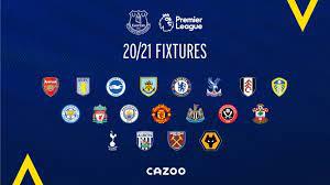 premier league fixture schedule