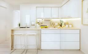 Dream Of Modern White Kitchen NHfirefightersorg