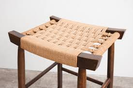 Japanese Woven Stools