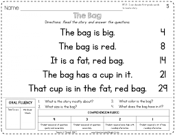 Math Worksheets Free Reading Comprehension For Middle School ...