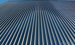 corrugated metal is a popular choice for roofing because of its durability