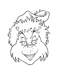 The Grinch Coloring Page Coloring Sheets Beautiful Coloring Page