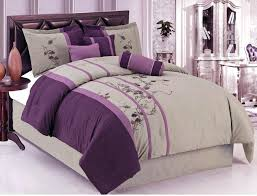 plum purple comforter sets gray and white comforter royal purple purple bedding sets bed bath plum