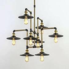 chandeliers industrial