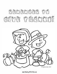 Charlie Brown Thanksgiving Coloring Pages Ding With Kids Images