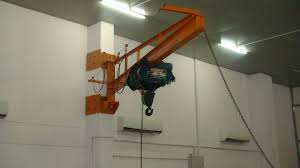 Zip Crane Design Jib Crane Manufacturers Suppliers In Ahmedabad Gujarat India