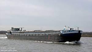 <b>NAOMI</b> (Inland, Motor Freighter) Registered in Netherlands - Vessel ...