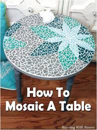 diy outdoor table tops mosaic tile table tops a finding fresh outdoor mosaic table stuff