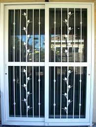 french door security bar. Delighful Bar French Door Security Screens Front Bar Best Doors With  Home Camera For   Inside French Door Security Bar S