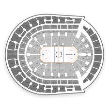 Nashville Seating Chart Nashville Predators Seating Chart Map Seatgeek
