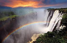 Victoria falls was named by a scottish missionary and explorer, dr. Vic Falls Roars Again But Nobody Is Allowed To Watch Fin24