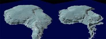 antarctic ice sheet growing weighing change in antarctica