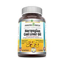 i drank cod liver oil to see if it