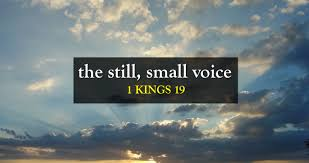 Image result for the still small voice