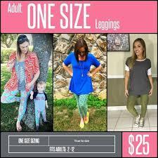 Tc Lularoe Size Chart Cheryl Shenker Cshenker On Pinterest