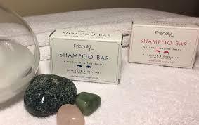 friendly shampoo bar natural sls paraben free shampoo