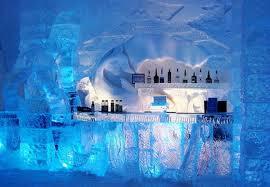 Imagini pentru Imagini de la Hotelul de Gheaţă din Suedia