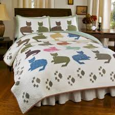 Buy Ivory King Quilt from Bed Bath & Beyond & Meow King Quilt Set in Ivory Adamdwight.com