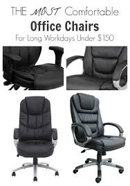 comfortable office. how to pick the most comfortable office chair