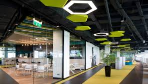 telus garden offices office mcfarlane. Adidas Offices \u2013 Russia / Moscow, By ABD Architects Telus Garden Office Mcfarlane