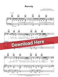 adele sheet music adele remedy sheet music piano notes chords