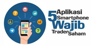 Chart Saham Online 5 Aplikasi Smartphone Yang Wajib Dimiliki Trader Saham