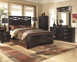 buy ashley furniture x cess panel bed bedroom set