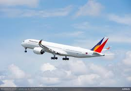 Philippine Airlines Organizational Chart 2016 Philippine Airlines A350 Xwb Completes First Flight In