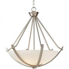 hanging lighting fixtures for home. perfect fixtures 3light brushed nickel foyer pendant inside hanging lighting fixtures for home a
