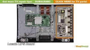 tv backlight inverter board. sharp tv repair - how to replace runtka448wjqz power supply/backlight inverter boards lcd youtube tv backlight board l