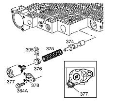 Torque converter clutch pulse width modulation solenoid torque converter clutch solenoid and wiring harness