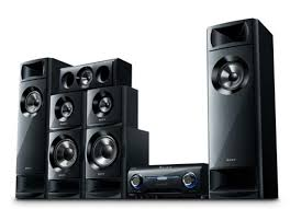 speakers sony. sony 5.2ch 1200watt home theater speaker system (str-k3sw) speakers sony