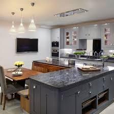 Family Kitchen Design Awesome Design Ideas