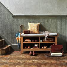 Hall furniture shoe storage Wooden Bench Shoe Storage Small Furniture Ideas Bench Shoe Storage Small Fromy Love Design Practical Bench Shoe