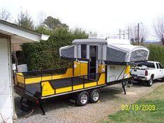 fleetwood scorpion s1 toy hauler cer utility trailer cer toy hauler cer diy