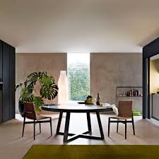 contemporary dining table wooden glass marble where