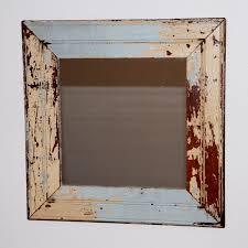 reclaimed wood bathroom mirror. Reclaimed Wood Mirror - Salvaged New Orleans Beadboard 18 X Made To Order Bathroom W