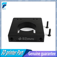 <b>Aluminum Alloy Diameter 52mm</b> CNC Router/Spindle Mount For ...