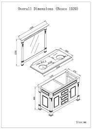 Bathroom Vanity Dimensions Standard Inspiration Ideas Of Weinda Com