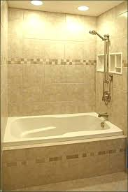 shower bath combo ideas best alcove bathtub walk in tub on