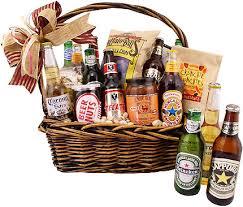 gourmet brew gift basket