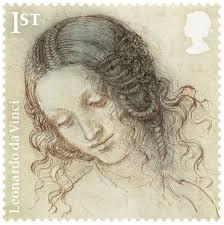 Dodici nuovi francobolli e 12 mostre simultanee per celebrare nel Regno  Unito il 500° anniversario della morte di Leonardo da Vinci - TulipanoRosa