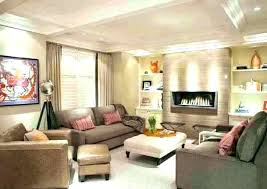 ideas living room with fireplace and tv or small living room with fireplace decorating ideas for